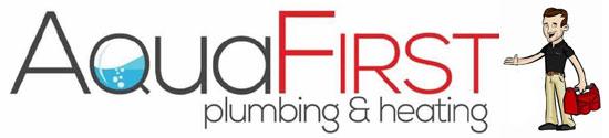 Logo: Aquafirst Plumbing in Chelmsford